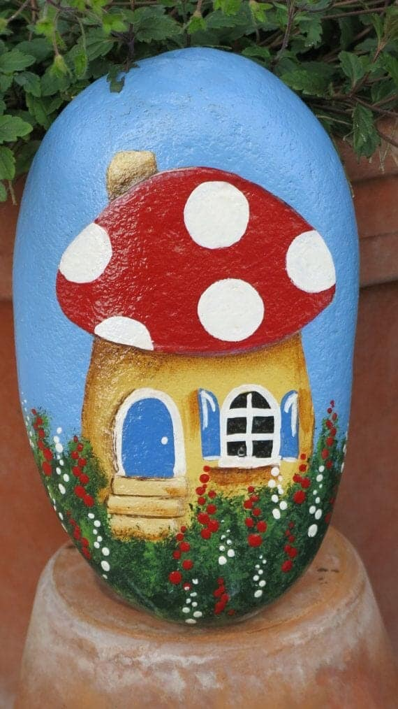15 Painted Rock Ideas Brighter Craft