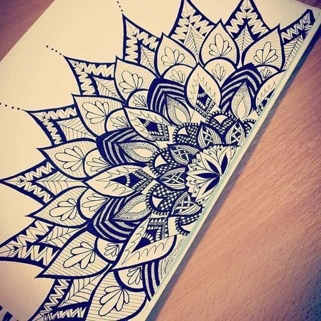 Beautiful Design To Draw