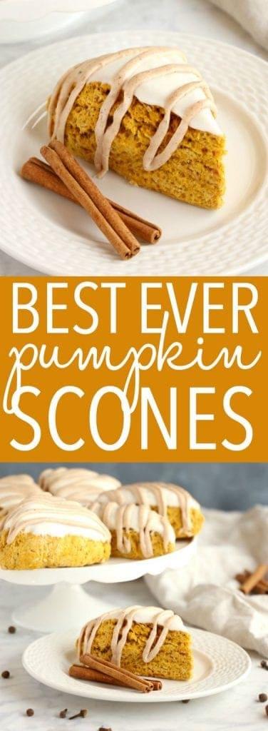 Starbucks' pumpkin scones