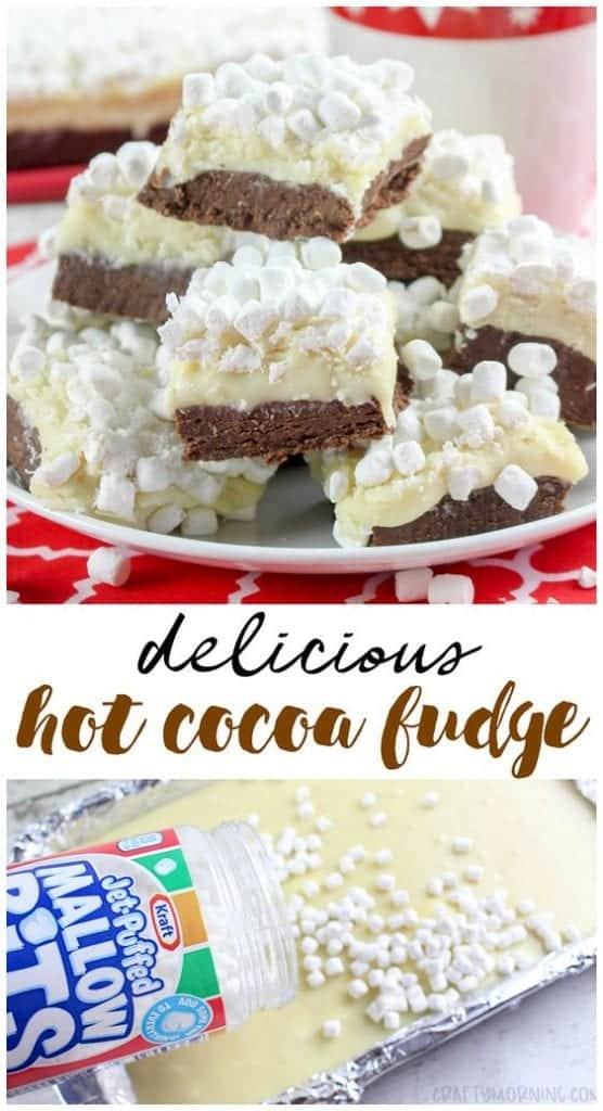 Hot Cocoa Fudge Recipe