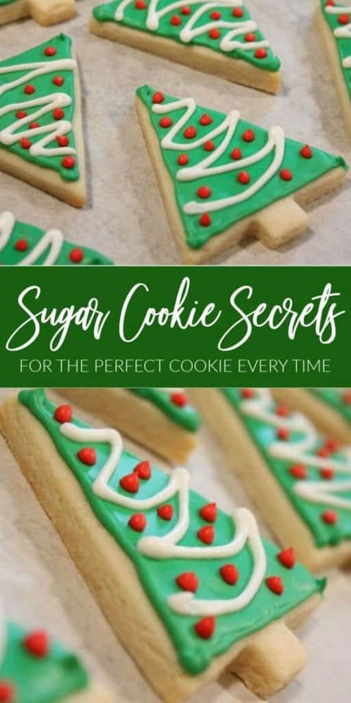 Cutout Sugar Cookie Recipe