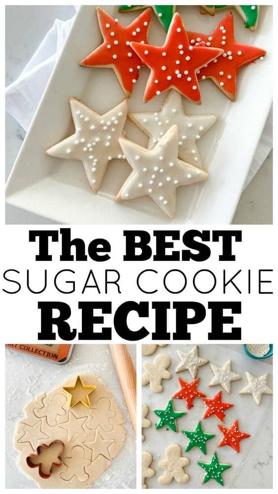 Sugar Cookie Recipe