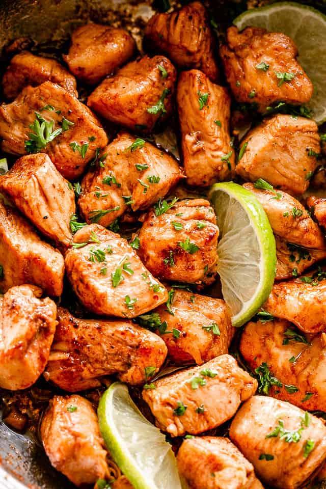 Taco Chicken Bites