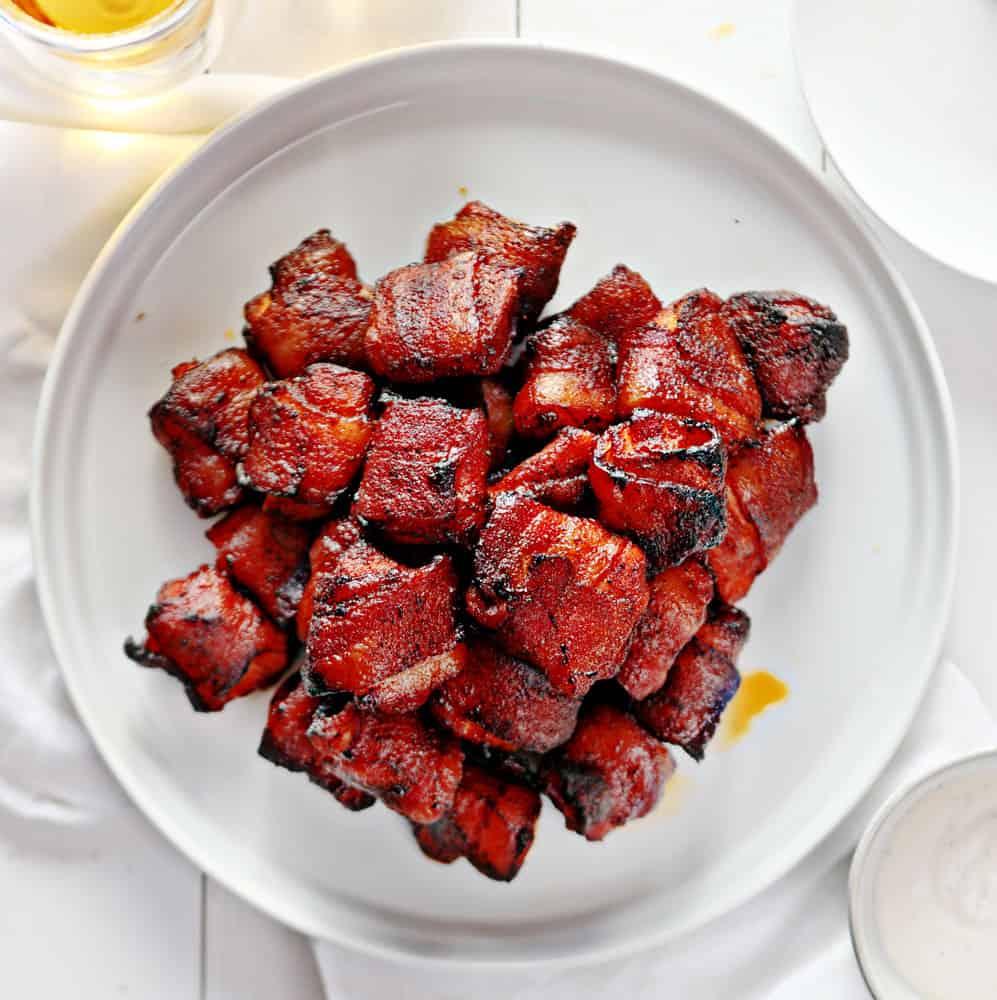 Bacon Chicken Bites