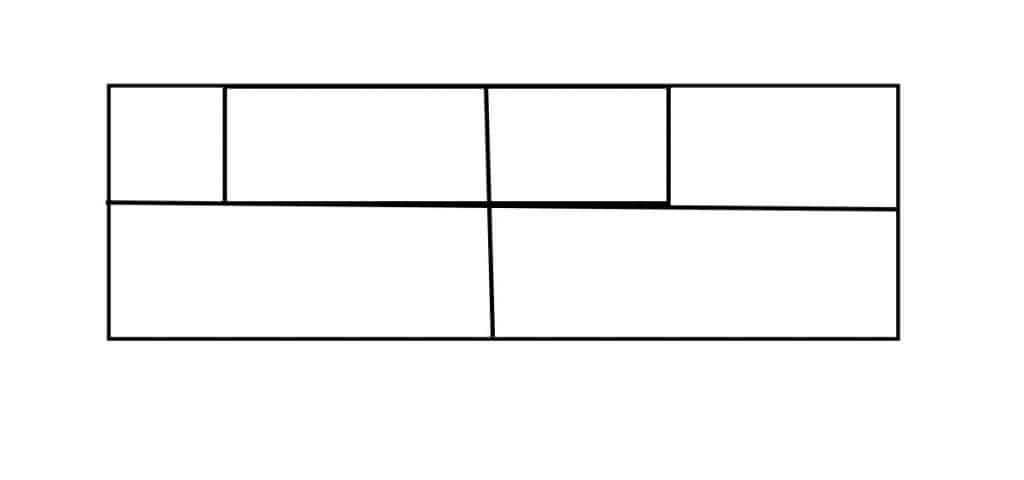 car drawing plan