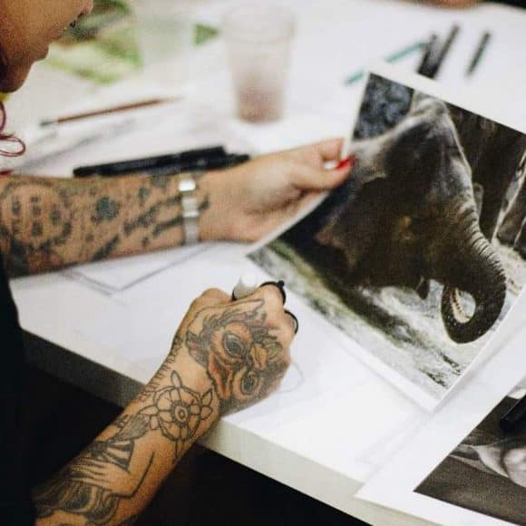 Choosing The Right Picture For A Tattoo Can Be Difficult But We Are Here To Help